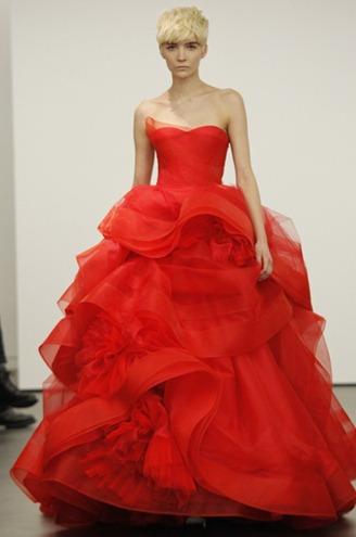 свадебные платья vera wang 2013-001