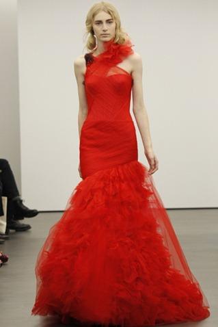 свадебные платья vera wang 2013-002