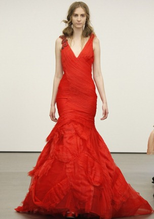 свадебные платья vera wang 2013-007