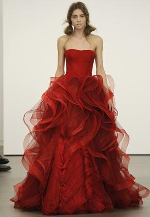 свадебные платья vera wang 2013-010