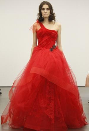 свадебные платья vera wang 2013-011