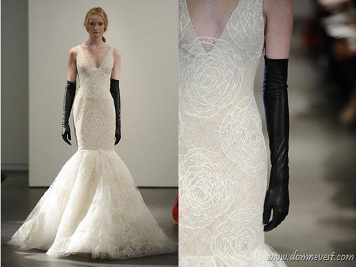 неделя свадебной моды 2013