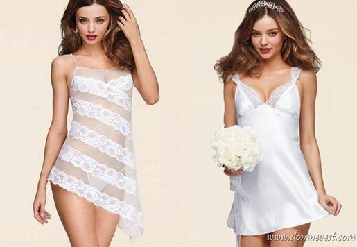 свадебное белье Victoria's Secret 2013