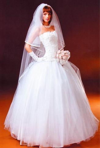 Выкройка свадебное платье самой