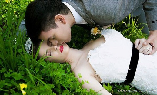 поцелуй Белоснежка