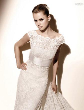 Свадебное Платье Кружевное Короткое 22