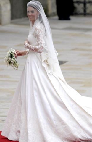 Китайские копии свадебного платья Кейт Миддлтон | Дом невест