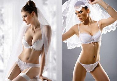 свадебное нижнее белье