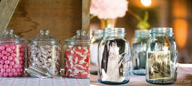 Как быстро украсить свадьбу своими руками? | Дом невест