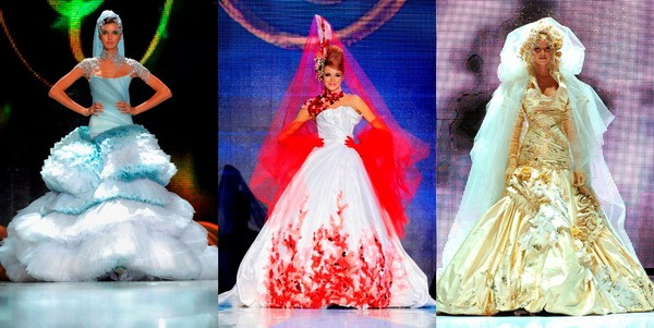 свадебные платья все