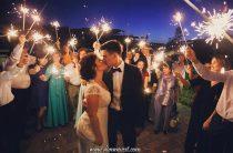 Свадьба без первого танца молодоженов