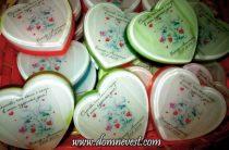 Мыло своими руками в подарок гостям на свадьбе