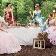 Свадебные платья в стиле диснеевских принцесс 2018