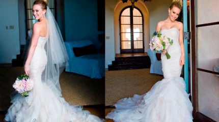 Как худели звезды перед свадьбой