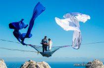 Небесная свадьба Ильшата и Маргариты