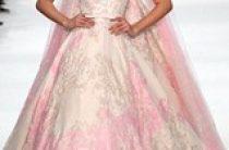 Цветные свадебные платья 2012 от Эли Сааб