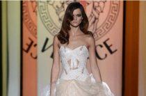 Свадебные платья на неделе моды в Париже. Осень 2012 – Зима 2013