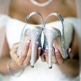 Свадебные туфли 2016