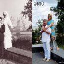 Фотосессия Алексея и Ирины на 30-летнюю годовщину свадьбы