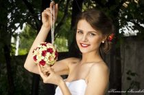 Цветы из полимерной глины на свадьбу