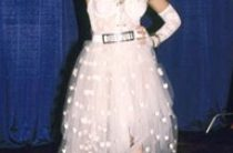 """Свадебное платье Мадонны для песни """"Like A Virgin"""""""