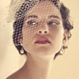 Свадебная вуаль в стиле «ретро»