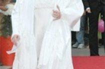 Свадебное платье для Аллы Пугачевой