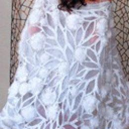 Свадебная накидка своими руками