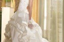 Цвет свадебного платья и типы внешности