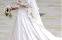Китайские копии свадебного платья Кейт Миддлтон