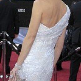 Свадебные платья для узких бедер. Идеи от звезд на Оскаре 2012