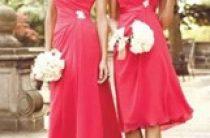Платья для подружек невесты. Нужен ли дресс-код?