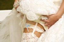 Свадебная одежда для ножек невесты