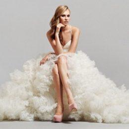 Самое красивое свадебное платье-трансформер 2012