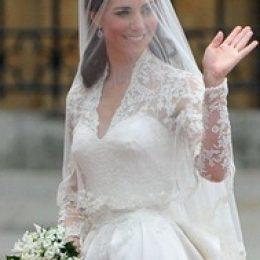 10 свадебных трендов от Кейт Миддлтон