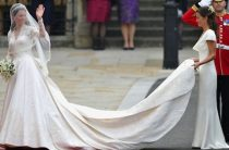 Свадебные платья в стиле Пиппы Миддлтон