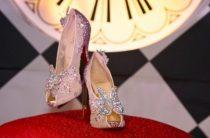 Свадебные туфли как у Золушки