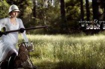 Идея для послесвадебной фотосессии — Охота на оленя