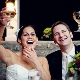 Как сказать тост на свадьбе?