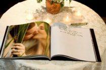 Свадебная фотокнига для пожеланий