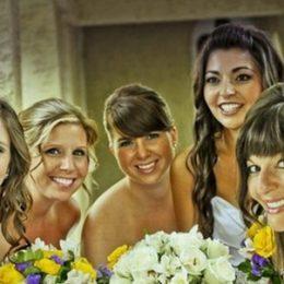 Что подарить свидетельнице и подружкам невесты?
