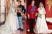 Свадебные платья 2013 в стиле Грейс Келли и Кейт Миддлтон