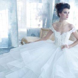 Стоит ли надевать пышное свадебное платье в жаркую погоду?