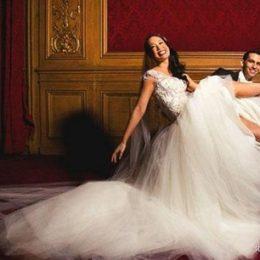 Жених и подготовка к свадьбе