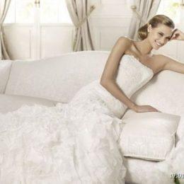 Когда лучше покупать свадебное платье?