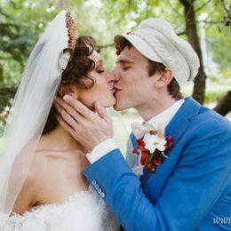 Сказочная свадьба Богатыря Вячеслава и Царевны Юлии