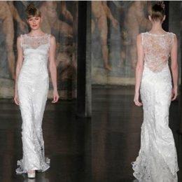 Свадебное платье Присциллы Чан
