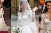 Свадебные платья в стиле Грейс Келли. Часть I