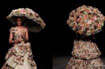 Цветочный свадебный комплект от Яна Стюарта