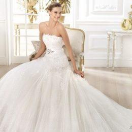 Выбор свадебного платья под тип фигуры «Песочные часы»